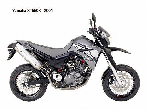 YAMAHAXT660 X (04-10)