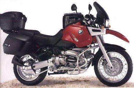 BMWR1100 GS (94-99)