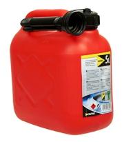 Κάνιστρο ειδικό γιά μεταφορά βενζίνης & πετρελαίου 5λιτ. CARTEC CARTEC 463755