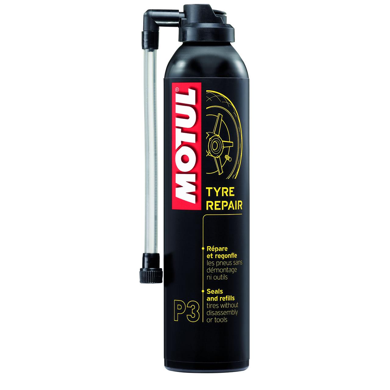 Σπρέι-υγρό επισκευής ελαστικών ( FAST ) MOTUL MC CARE tyre repair 300ml MOTUL motul-tyre-repair