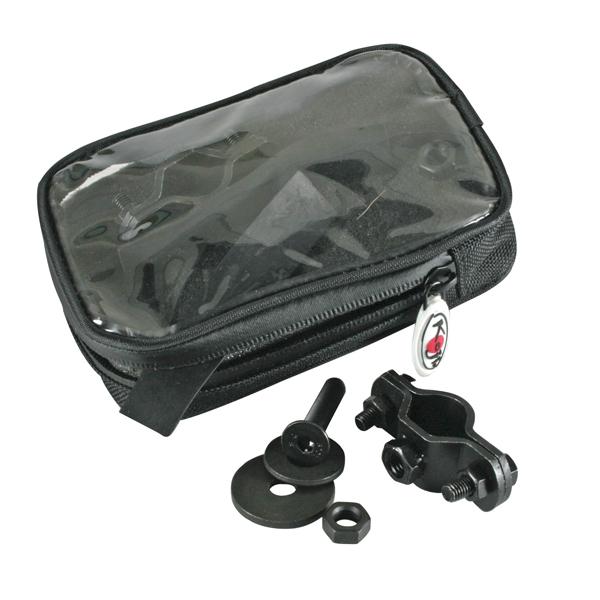 Βάση στήριξης GPS smartphone αδιάβροχη για μοτοσυκλέτα LAMPA 90265