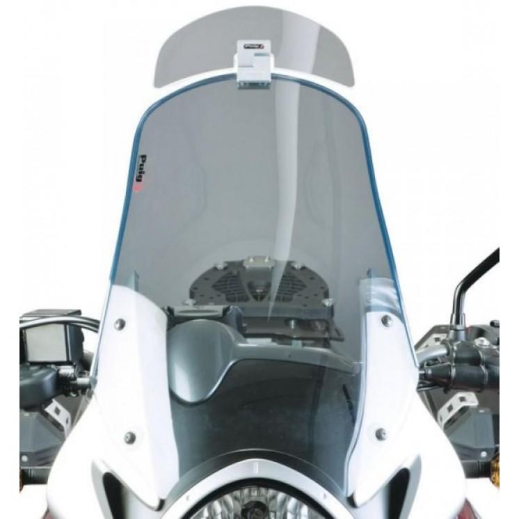 992ff644ba Προέκταση universal Spoiler Ζελατίνας Μοτοσυκλέτας Puig Ρυθμιζόμενη Φιμέ