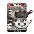 Πίσω Τακάκια Μοτοσυκλέτας Ferodo Platinum Για Suzuki V-Strom 650 FERODO