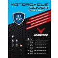 Κουκούλα Μοτοσυκλέτας Nordcode Eco Line XL Top Case NORDCODE