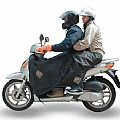Κουβέρτα-θερμικό κάλυμμα ποδιών συνοδηγού αδιάβροχο TUCANO URBANO R091 για scooter TUCANOURBANO