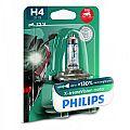 Λάμπα αλογόνου Philips X-tremeVision moto H4 12V 60/55W P43T S2 +130 PHILIPS